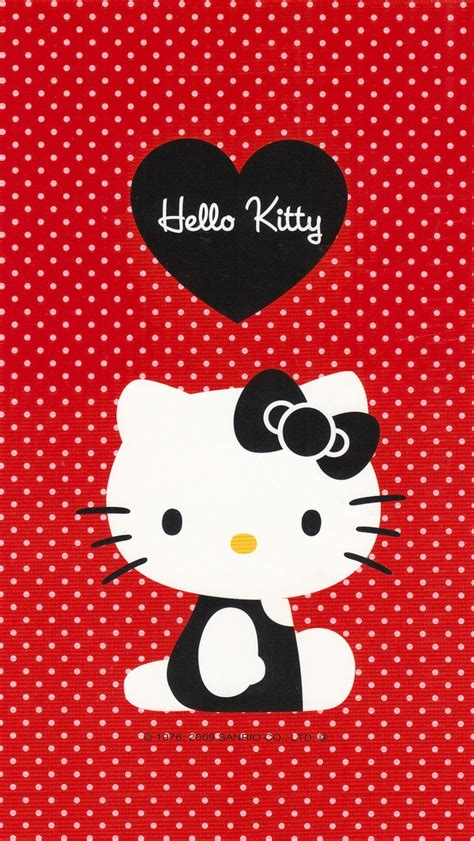 wallpaper hello kitty for iphone 6 red hello kitty iphone 5 wallpaper hd free download