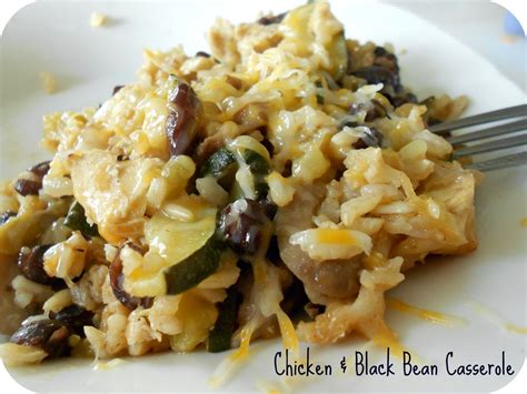healthy meals monday chicken and black bean casserole recipe black bean casserole bean