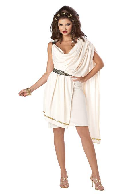 women s deluxe classic toga costume