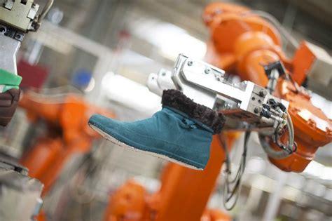 technologies  recreate uk shoe manufacturing industry