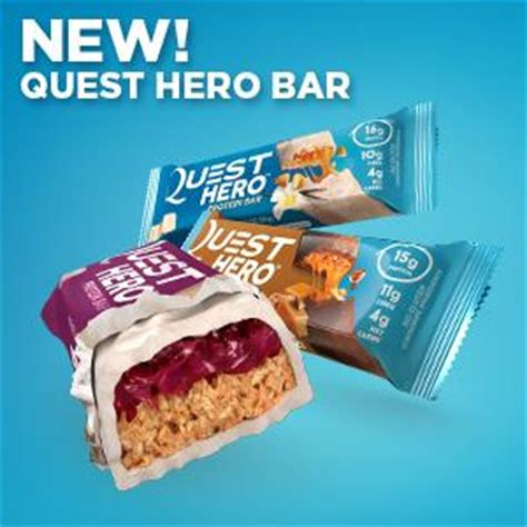 amazon quest bars amazon com quest nutrition hero protein bar blueberry