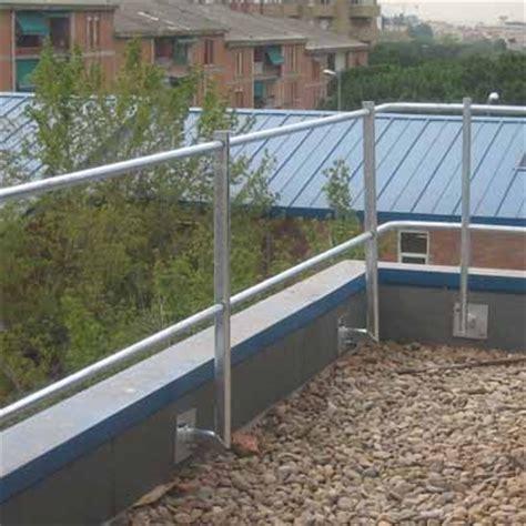 barandilla galvanizada barandillas ancladas para cubiertas terrados y casetones