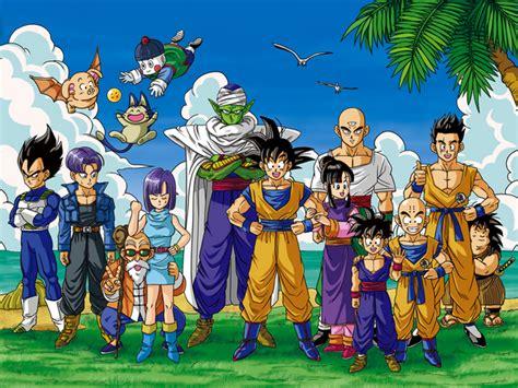 Imagenes De Goku Y Sus Amigos | goku y sus amigos by cruzazul on deviantart