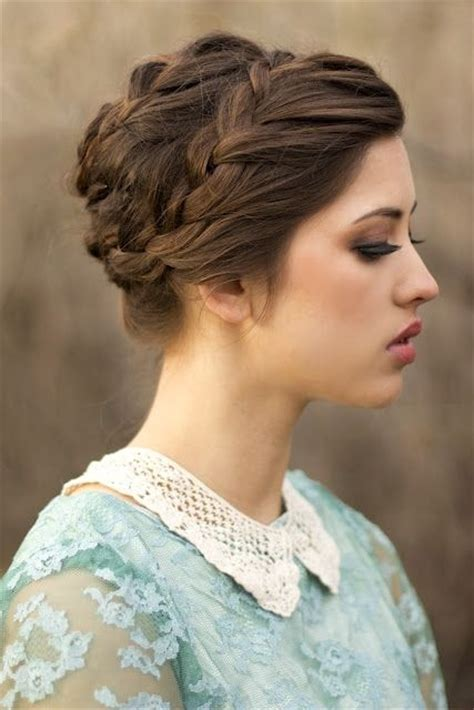 updo braid hairstyles pictures 20 pretty braided updo hairstyles popular haircuts