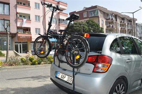 bisiklet tasiyici arabaya zarar verir mi