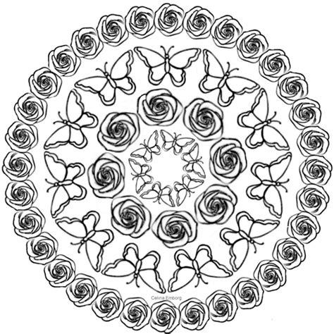 imagenes de mandalas mariposas mandalas con mariposas 191 cu 225 l es su significado celina