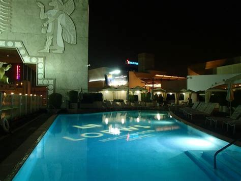lowes read blvd pool at picture of loews hotel los