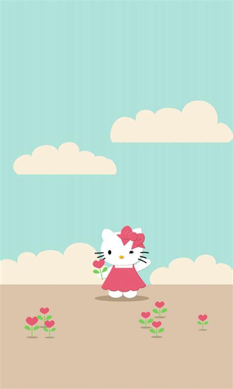 z10 wallpaper hello kitty blueberrythemes valentines z10 screen resolution 2