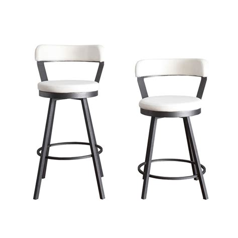 Bar Stools Vancouver Wa by Appert White Barstool Discount Furniture Portland Or
