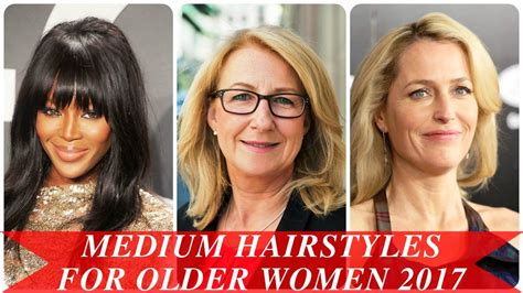 2017 Medium Hairstyles For 60 by Medium Hairstyles For 2017