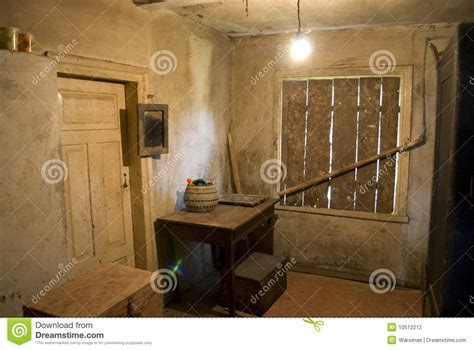 Old village house interior stock photo. Image of nice