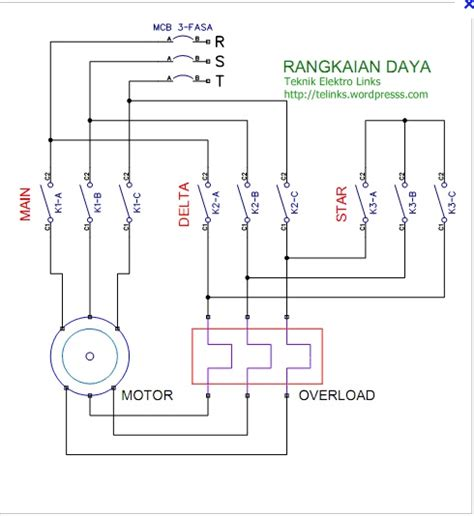 wiring diagram delta otomatis 123wiringdiagram