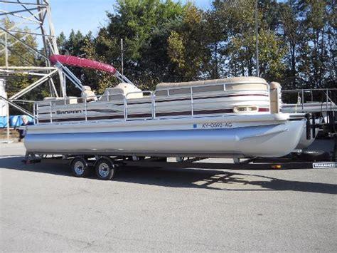 used pontoon boats kentucky lake used power boats pontoon boats for sale in kentucky united