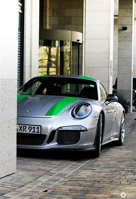 Xavier Naidoo Auto by Porsche 911 R 31 March 2017 Autogespot