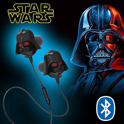 Limited Baju 3d Thor Distributor Baju 3d wars 3d darth vader bluetooth in ear earphone