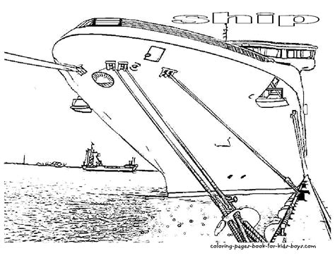 Cruise Ship Coloring Cruise Free Cruise Ship Cruise Ship Coloring Page