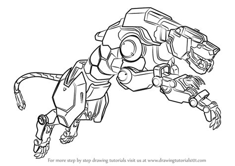 voltron coloring pages free coloring pages ideas reviews