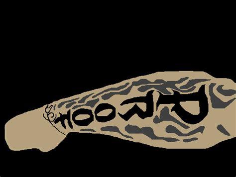 eminem proof tattoo art 1 by emmacollector on deviantart
