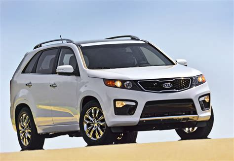 Kia With Best Mpg 2013 Kia Sorento Gas Mileage The Car Connection