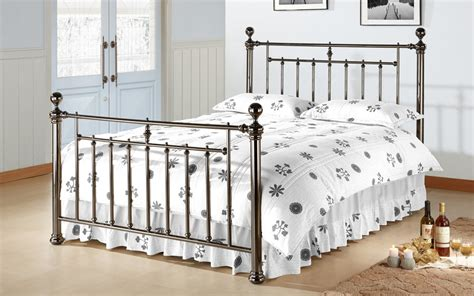 Buy Cheap Bed Frame Buy Cheap King Size Metal Bed Frame Compare Beds Prices For Best Uk Deals