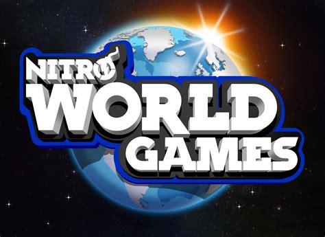 nitro world games press release transworld motocross