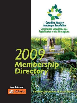 Chase Paymentech Gift Card Program - 2009 cnla membership directory by canadian nursery landscape association issuu
