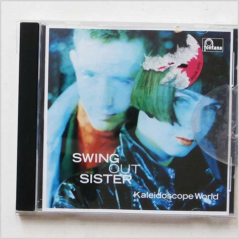 swing out sister kaleidoscope world swing out sister kaleidoscope world records lps vinyl