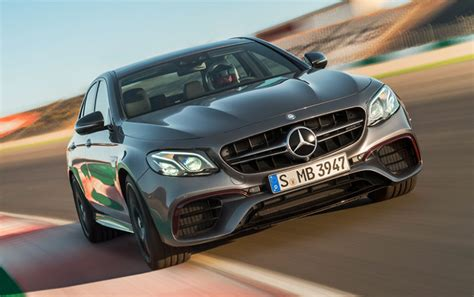 the 2017 mercedes e63 amg has so much cool you ll
