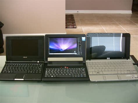 file hp mini note 2133 asus eee pc 701 and everex cloudbook jpg