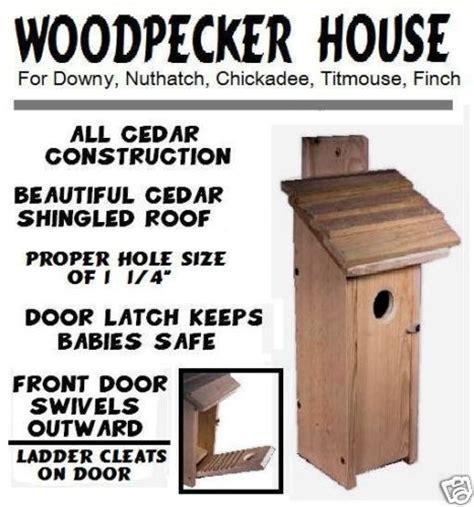 Woodpecker Bird House Plans Pin By Elizabeth Eriksen Wood On Birds Houses Feeders