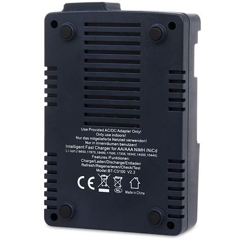 Opus Charger Baterai Nicd Nimh 4 Slot Bt C700 מוצר original opus bt c3100 v2 2 digital intelligent 4 slots lcd battery charger lcd screen li