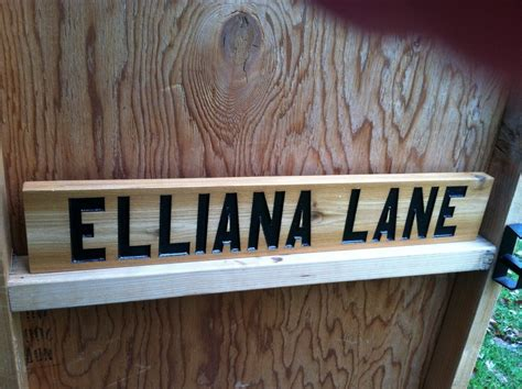 personalized home decor personalized name cedar carved sign the carving