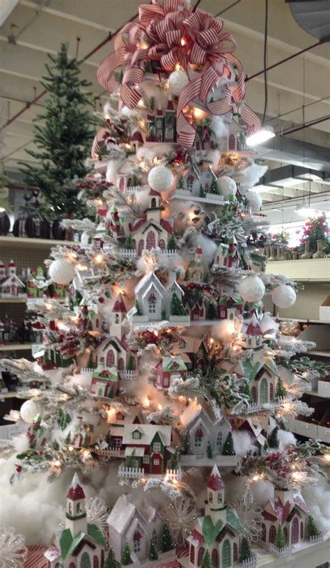 shop at charlotte christmas village at a b floral in nc marge travis and michael do a great each year