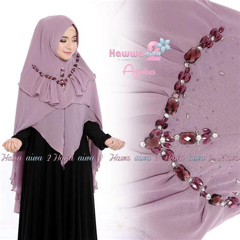 Jilbab Instan 3 Layer Bahan Ceruty jilbab khimar simple2 daftar harga terkini dan termurah
