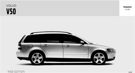 service manual 2005 volvo v50 owners manual 2005 volvo v50 owners manual service manual pdf 05 volvo v50 2005 owners manual download manuals technical