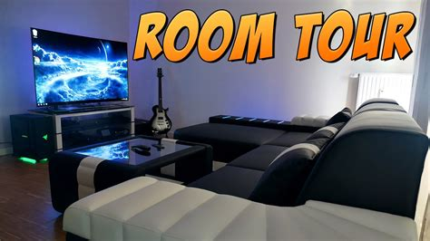 room tour the gaming room tour doovi
