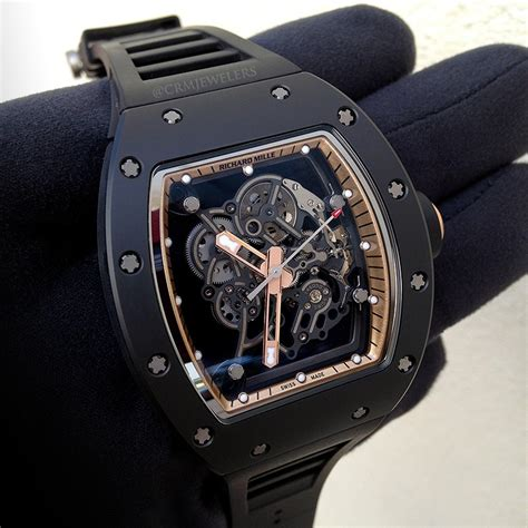 Richard Mille Rm 3501 Rubber Gold richard mille rm 055 bubba watson crm jewelers miami fl