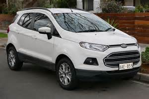 Ecosport Ford Ford Ecosport
