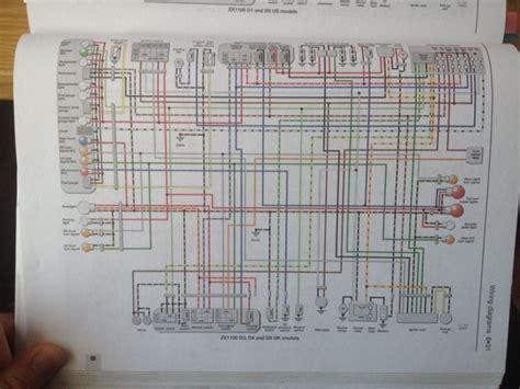 kawasaki zzr1100 d3 wiring diagram wanted