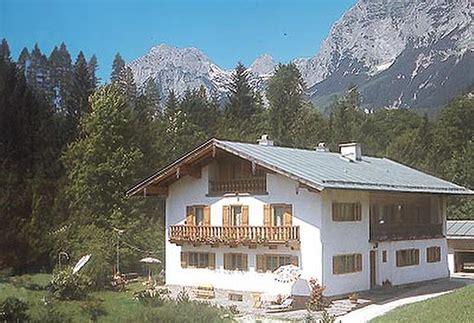 Haus Hermann Buhl Ferienwohnungen Ramsau Berchtesgaden
