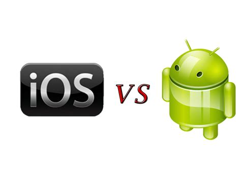 ios or android which one is better android or ios