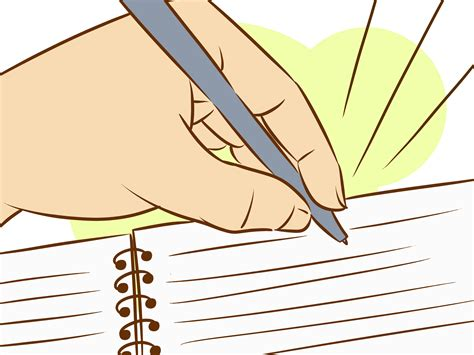 write a picture book how to write a book with exles wikihow