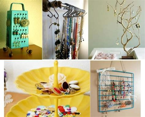 creative storage creative jewelry storage ideas modern diy art designs