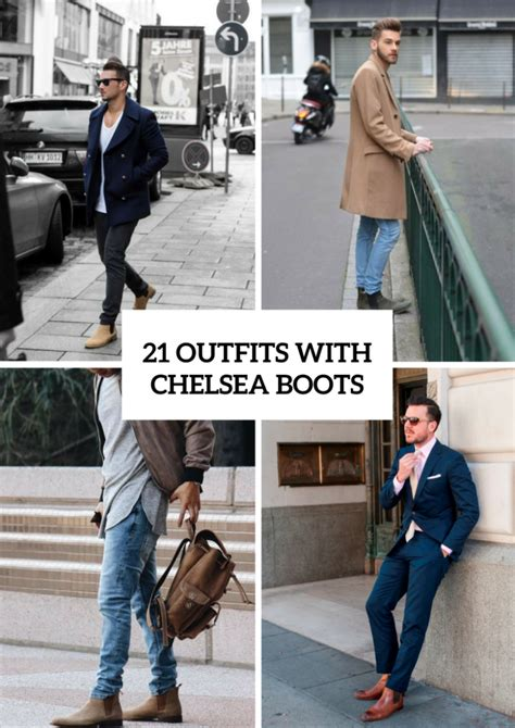 mens boots to wear with 21 cool ideas with chelsea boots styleoholic