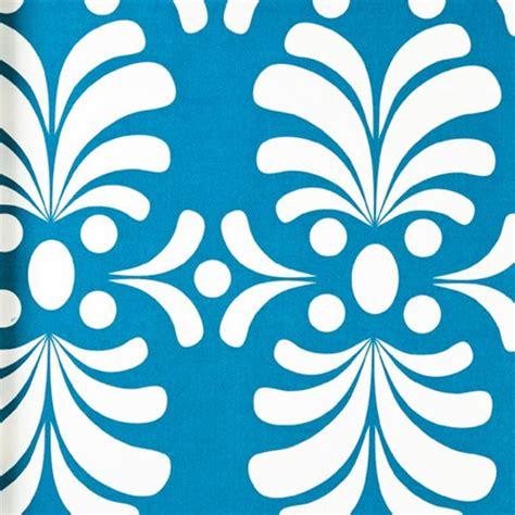 Muster Blau Weiß Coole Wohnideen Welche Die Neugestaltung Mit Wandtapeten Einschlie 223 En