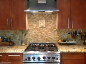 kitchen backsplash with split