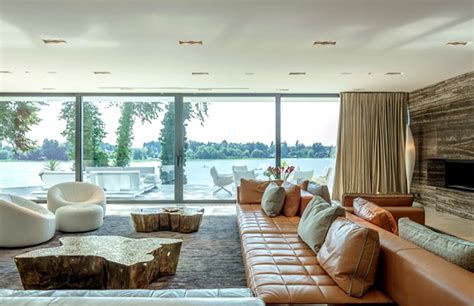 luxury villa  lake snagov interiorzine