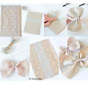 DIY Le Welcome Pack Pour Les Invit&233s &224 L&233glise