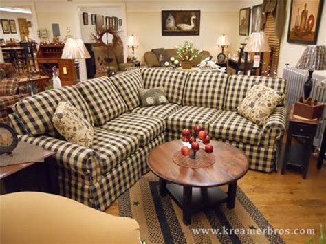Country Sectional Sofa Primitive Sofas Thesofa