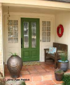 Make a statement with a bold front door